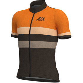Alé Cycling Classic Vintage SS Jersey Men orange